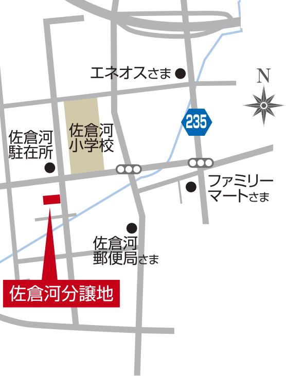 【分譲地】奥州市水沢佐倉河東高山