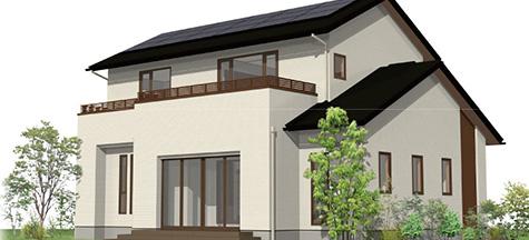 水沢モデルハウス