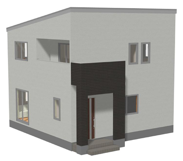 【ご契約済み】【建売住宅】陸前高田市モデルハウスA・アイキャッチ画像
