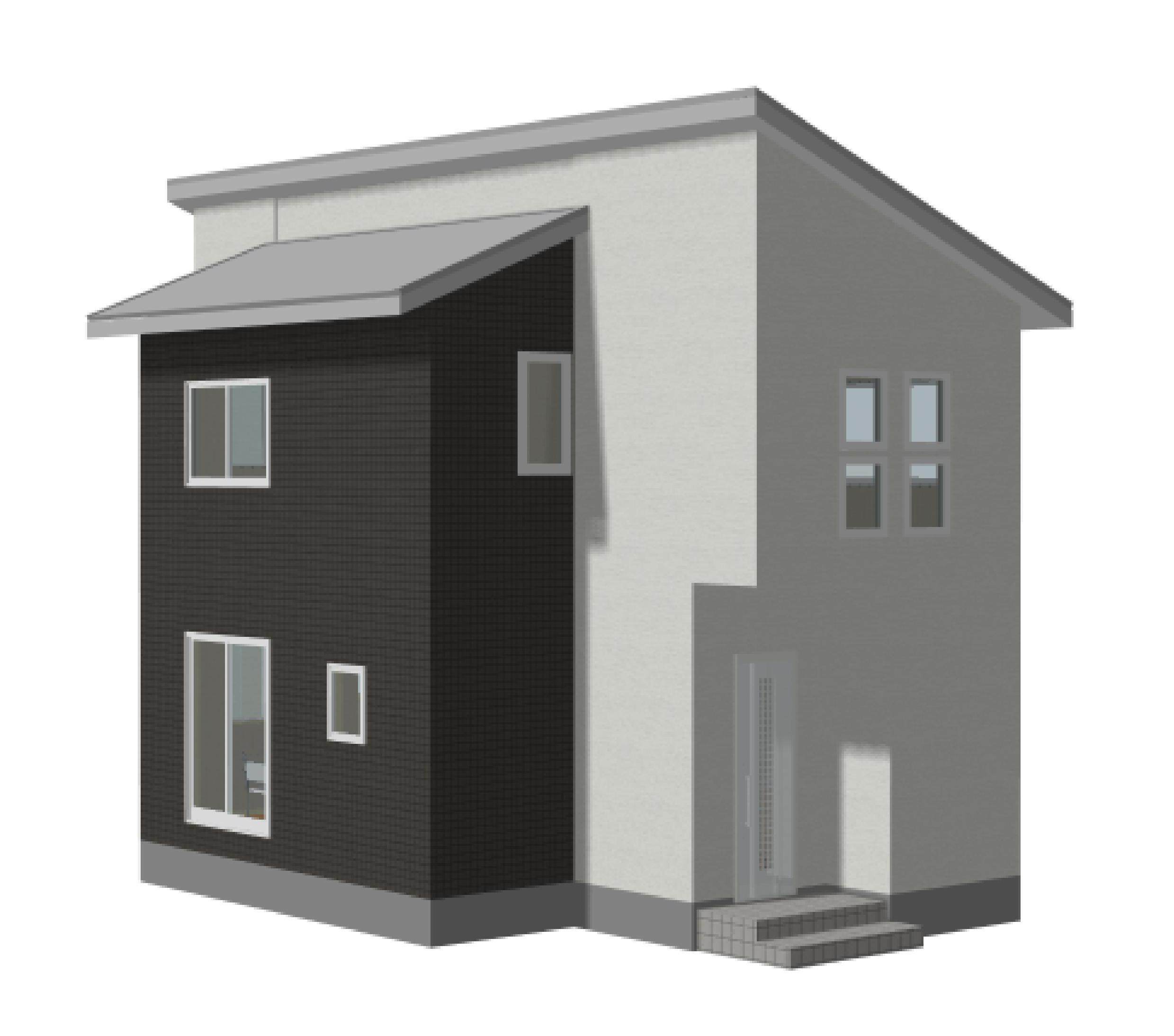 【ご契約済み】【建売住宅】陸前高田市モデルハウスC・アイキャッチ画像