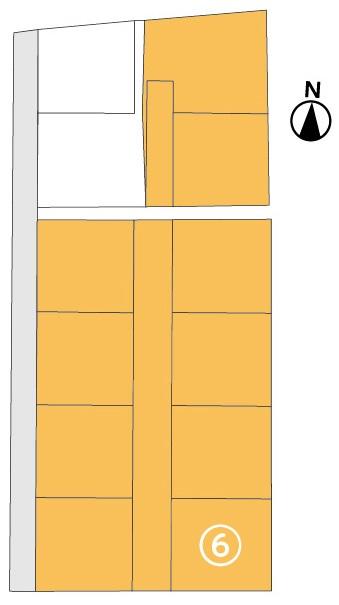 【NEW】【分譲地】奥州市水沢堀ノ内 分譲地⑥・アイキャッチ画像