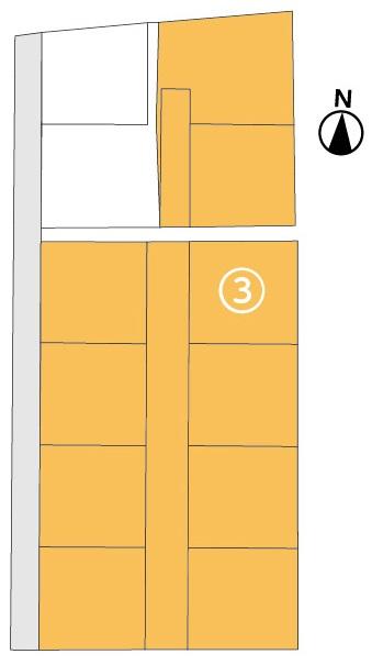 【NEW】【分譲地】奥州市水沢堀ノ内 分譲地③・アイキャッチ画像