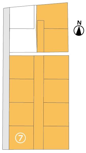 【NEW】【分譲地】奥州市水沢堀ノ内 分譲地⑦・アイキャッチ画像