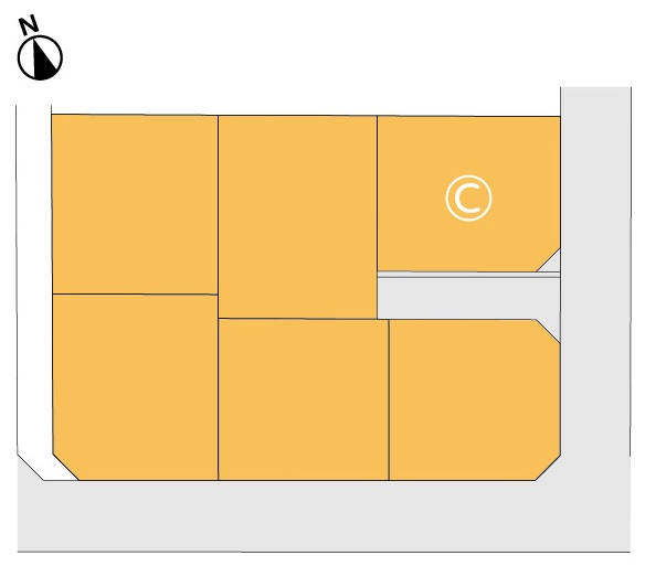 【NEW】【分譲地】奥州市前沢駅東 分譲地C・アイキャッチ画像