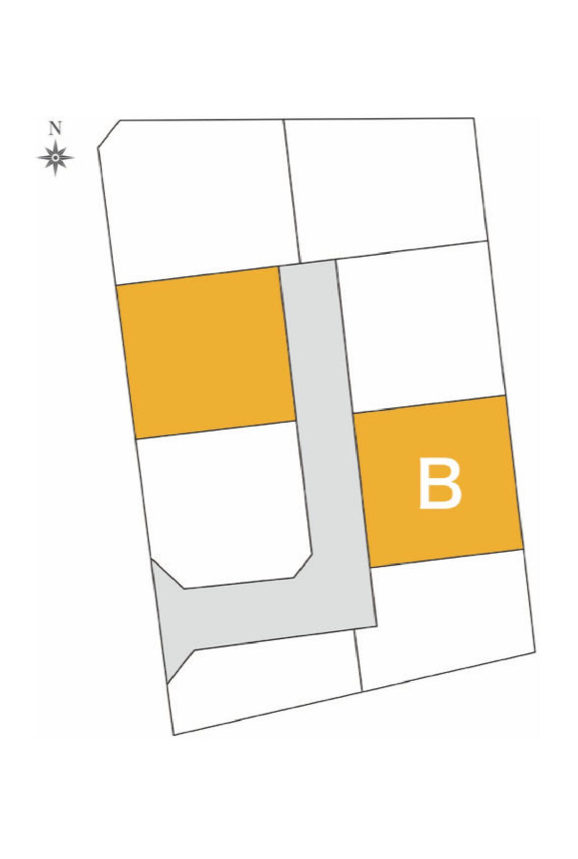 【分譲地】奥州市水沢桜屋敷 分譲地B・アイキャッチ画像