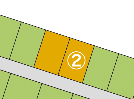 【分譲地】奥州市水沢北栗林 分譲地②・アイキャッチ画像