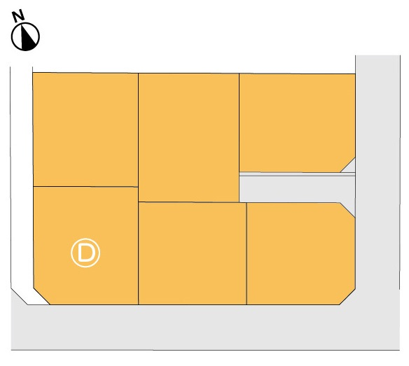 【NEW】【分譲地】奥州市前沢駅東 分譲地D・アイキャッチ画像