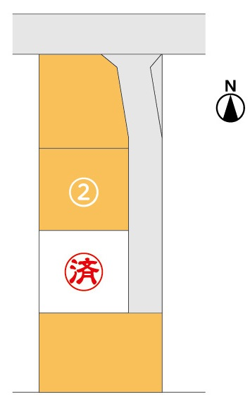 【NEW】【分譲地】奥州市水沢斎ノ神 分譲地②・アイキャッチ画像