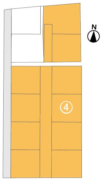 【NEW】【分譲地】奥州市水沢堀ノ内 分譲地④・アイキャッチ画像