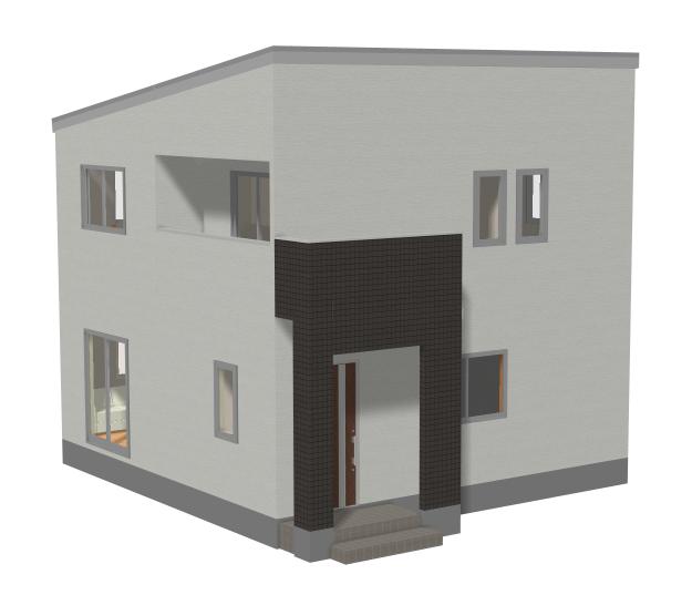 【建売住宅】胆沢郡金ケ崎町西根鑓水B・アイキャッチ画像