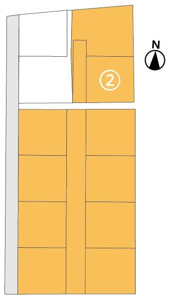 【NEW】【分譲地】奥州市水沢堀ノ内 分譲地②・アイキャッチ画像