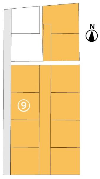 【NEW】【分譲地】奥州市水沢堀ノ内 分譲地⑨・アイキャッチ画像