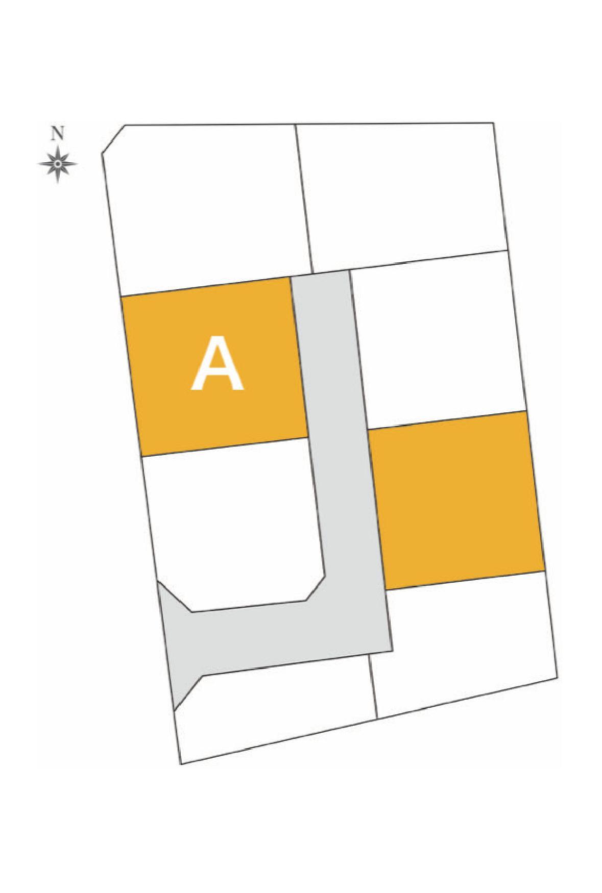 【分譲地】奥州市水沢桜屋敷 分譲地A・アイキャッチ画像