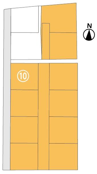 【NEW】【分譲地】奥州市水沢堀ノ内 分譲地⑩・アイキャッチ画像