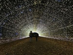 銀河農場の夜♪