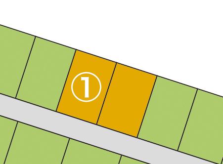【ご予約有】【分譲地】奥州市水沢北栗林 分譲地①・アイキャッチ画像