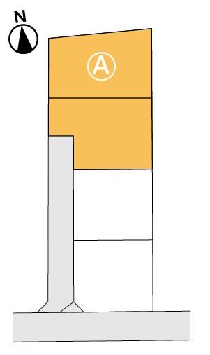 【NEW】【分譲地】北上市鬼柳町卯の木 分譲地A・アイキャッチ画像