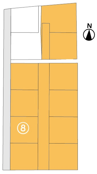 【NEW】【分譲地】奥州市水沢堀ノ内 分譲地⑧・アイキャッチ画像