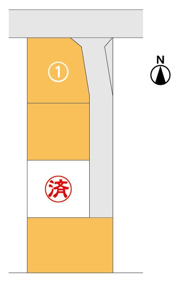 【NEW】【分譲地】奥州市水沢斎ノ神 分譲地①・アイキャッチ画像