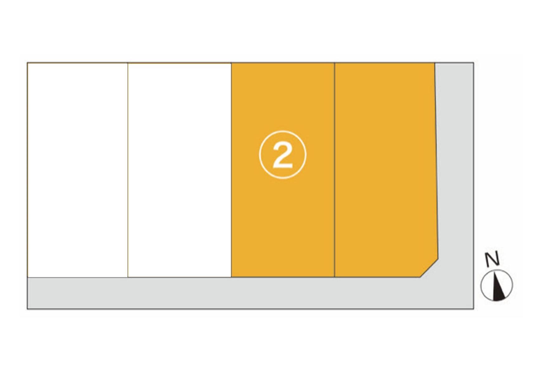 【分譲地】奥州市江刺岩谷堂二本木 分譲地②・アイキャッチ画像