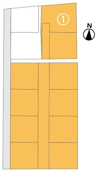 【NEW】【分譲地】奥州市水沢堀ノ内 分譲地①・アイキャッチ画像